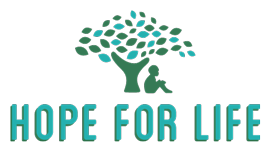 Hope for Life Mobile Logo